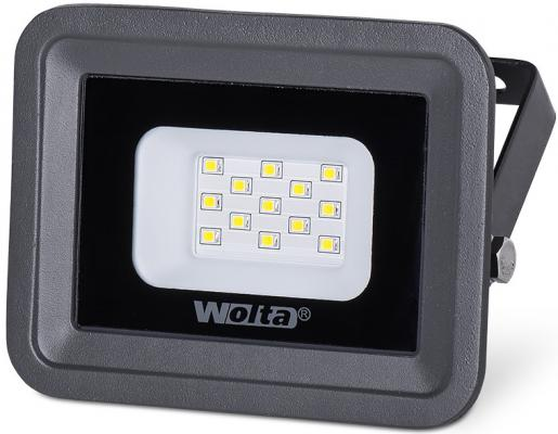 цена на Светодиодный прожектор WOLTA WFL-10W/06 5500K, 10 W SMD, IP 65,цвет серый, слим