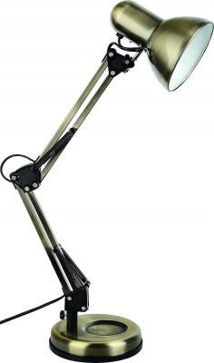 Настольная лампа ARTE LAMP JUNIOR A1330LT-1AB  1х40W 1хE27 L35xW15xH61 металл/пластик металл