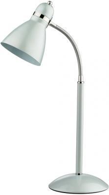 Лампа настольная ODEON LIGHT 2411/1T белый металлик E27 60W Mansy настольная лампа odeon light mansy 2409 1t