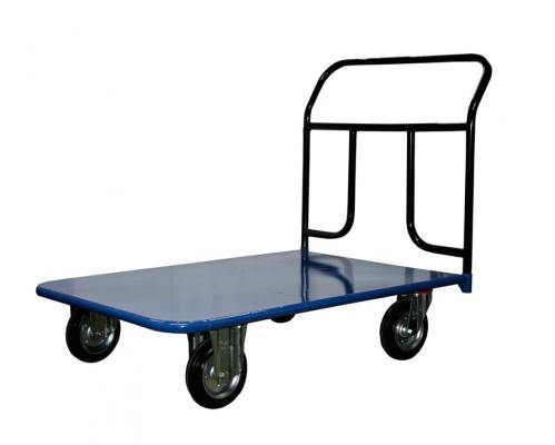 Тележка СТЕЛЛА КП-400 700х1000 150-И платформенная 4 колеса платформенная 4 х колесная тележка кп 150 150 k