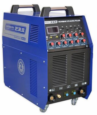 цена на Инвертор сварочный AURORA PRO IRONMAN 315 AC/DC PULSE Mosfet 8.9кВт 380В TIG/MMA 10-315А