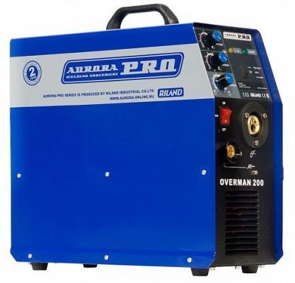 цена на Сварочный полуавтомат Aurora pro OVERMAN 200