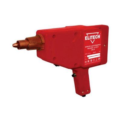 Купить Сварочный аппарат ELITECH АТС 5 (186268) 230в 1фаза 3.5кВт 2-3мм 5кг молоток гвозди