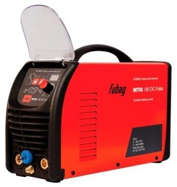Инвертор FUBAG INTIG 180 DC PULSE с горелкой FB TIG 26 5P 4m Up&Down 68 318 сопло керамическое для газовой линзы 8 ф12 5 fb tig 17 18 26 10 шт