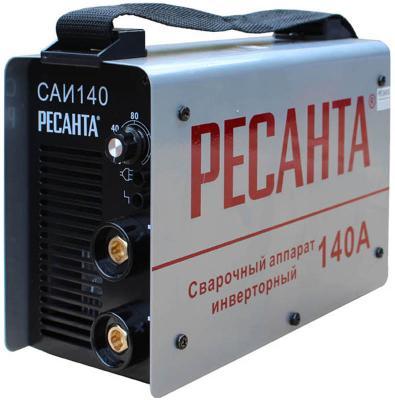 Инвертор сварочный РЕСАНТА САИ-140 10-140А 3.2мм сварочный инвертор ресанта саи 140