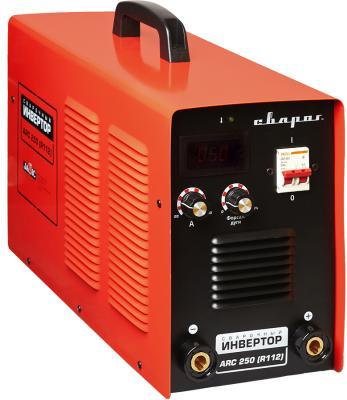цена на Инвертор сварочный СВАРОГ ARC 250 (R112) 220В 20-225А 7кВА 1.6-5.0мм ПВ60%