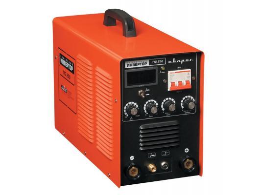 Инвертор сварочный СВАРОГ TIG 250 (R22) 380В 10-215/10-250А 8.3кВт 1.6-5.0мм ПВ60% 18.5кг сварочный инвертор сварог tig 160 ac dc r57