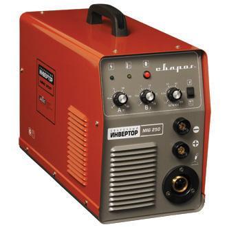 Сварочный полуавтомат СВАРОГ MIG 250 (J46) 220В 10-250/30-250А 12.6кВА 0.6/0.8/0.9/1.0мм ПВ60% 24кг сварочный полуавтомат сварог mig 500 dsp j06