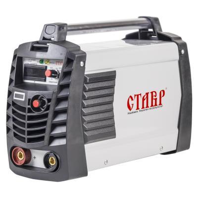 Сварочный аппарат СТАВР САИ-220 БТЭ инверторный 220А IGBT 8.4кВт 20-220А сварочный аппарат инверторный ставр саи 200 бтэ