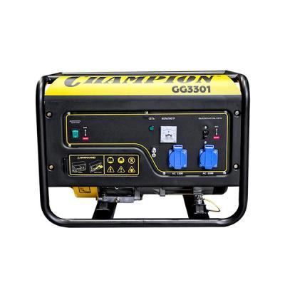 Генератор CHAMPION GG3301 3100Вт 223см3 16л F7TC 3600об/мин 46кг