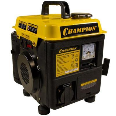 Генератор CHAMPION IGG950 0.8/0.9кВт 1.86лс 2.2л 11.7кг 12v генератор бензиновый champion igg950