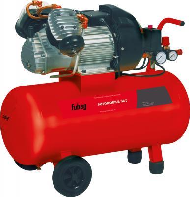 Компрессор Fubag Automobile Set (VD 32/50 + 9 предметов) 2.2кВт 8213821KOA632 (4568 162 5) компрессор fubag expert set ol195 24 5 предметов