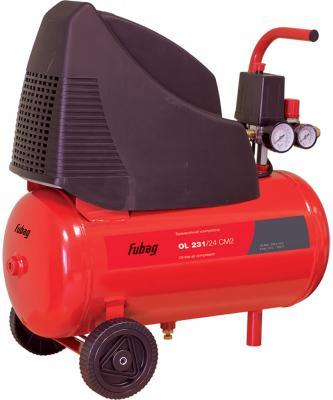 Компрессор Fubag OL 231/24 CM2 1,5кВт компрессор fubag fc 230 24 cm2 45681961