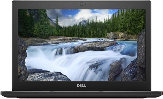 Ноутбук Dell Latitude 7390 Core i5 8250U/8Gb/SSD256Gb/Intel UHD Graphics 620/13.3/IPS/FHD (1920x1080)/Linux/black/WiFi/BT/Cam ноутбук acer extensa ex2519 p79w pentium n3710 4gb 500gb dvd rw intel hd graphics 405 15 6 hd 1366x768 linux black wifi bt cam 3500mah