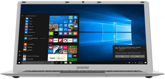 Ноутбук Digma EVE 605 (ES6022EW) телевизор digma dm led32r201bt2