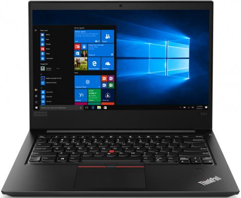 Ноутбук Lenovo ThinkPad Edge E480 (20KN0075RT) new laptop battery for lenovo thinkpad edge e330 e335 series 0a36290 0a36292 42t4943 42t4945 42t4949 42t4951 11 1v 5200mah