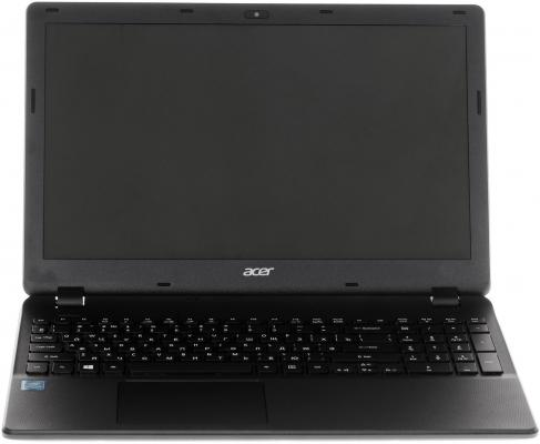 Ноутбук Acer Extensa EX2519-C0T2 15.6 HD, Intel Celeron N3060, 2Gb, 500Gb, noODD, Linux, черный СпецМодель!(NX.EFAER.08 ноутбук acer extensa ex2519 c9wu celeron n3060 2gb 500gb intel hd graphics 400 15 6 hd 1366x768 windows 10 64 black wifi bt cam 3500mah