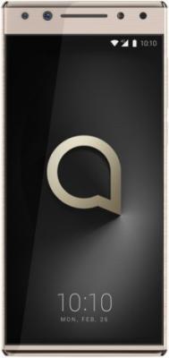Смартфон Alcatel 5 5086D 32 Гб золотистый металлик (5086D-2BALRU7) смартфон alcatel idol 5 6058d metal silver