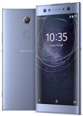 Смартфон SONY Xperia XA2 Ultra Dual 32 Гб синий (1312-7476)