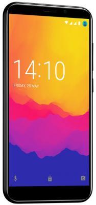 Смартфон Prestigio Wize Q3 8 Гб черный (PSP3471DUOBLACK) смартфон prestigio wize q3 8 гб черный psp3471duoblack