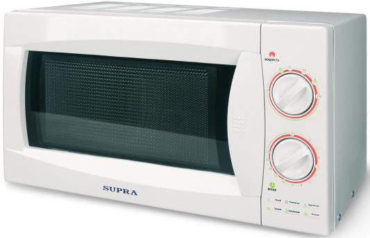 СВЧ Supra 18MW40 700 Вт белый телефон supra stl 111 белый