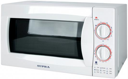 СВЧ Supra 20MWG40 800 Вт белый kumon математика рабочая тетрадь единицы измерения и геометрия уровень 3