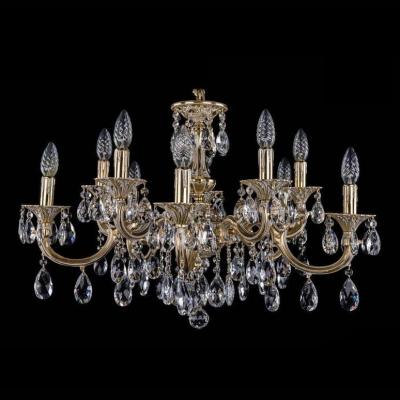 Подвесная люстра Bohemia Ivele 1702/5+5/250+175/A/GW люстра bohemia ivele crystal 1702 1702 5 5 250 175 a gw