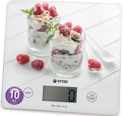 Весы кухонные Vitek VT-8034(W) рисунок кухонные весы vitek кухонные весы vitek vt 2402 g