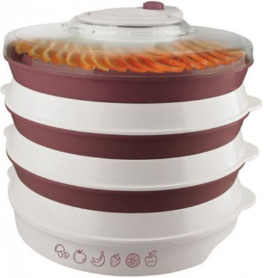 5056(W) Сушилка для овощей и фруктов VITEK.Мощность 400 Вт.Объем одной секции 3 Л. apache 1 1