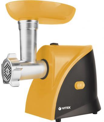 Мясорубка Vitek VT-3624 OG 300 Вт оранжевый чёрный термопот vitek vt 1189 вк 750 вт 3 8 л металл чёрный серый