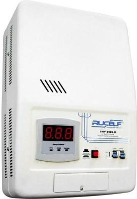 Стабилизатор напряжения Rucelf SRW-5000-D rucelf srw 500 d