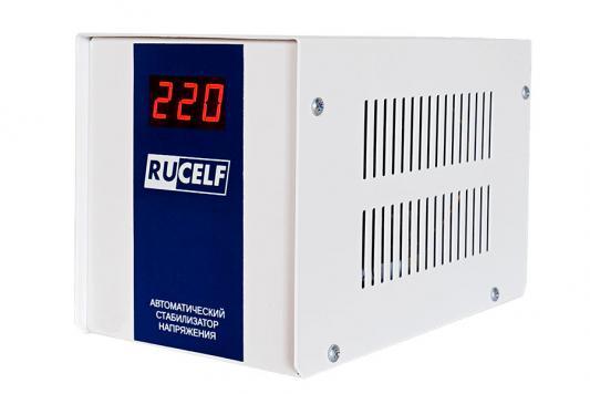 Стабилизатор напряжения RUCELF СтАР 1000+ 130-265 в 700Вт rucelf 400