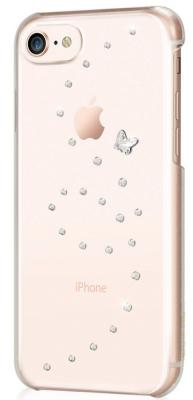 Накладка Bling My Thing Papillon: Pure Brilliance для iPhone 7 iPhone 8 прозрачный ip8-pp-cl-cry butterfly bling diamond case