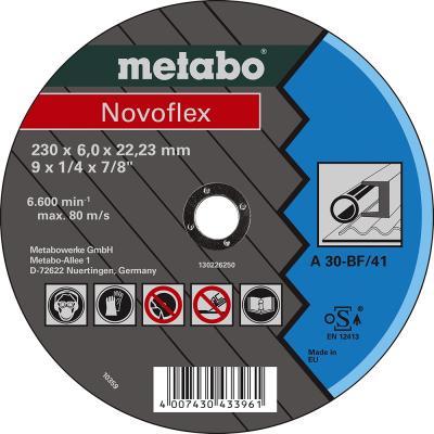 Круг обдирочный сталь Novoflex 230x6,0 A30 цена