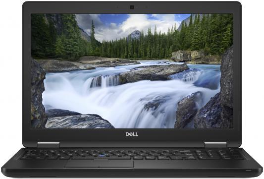 Ноутбук DELL Latitude 5590 (5590-1597) ноутбук dell latitude 5590 5590 6801