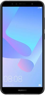 Смартфон Huawei Y6 Prime 2018 16 Гб черный цена 2017