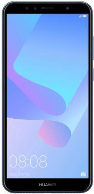 Смартфон Huawei Y6 Prime 2018 16 Гб синий цена