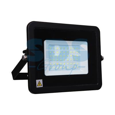 Прожектор светодиодный тонкий, 50Вт Теплый Белый уличный прожектор dl ns2020 белый теплый maysun