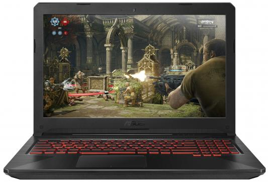 Ноутбук ASUS TUF Gaming FX504GD-E4038T (90NR00J3-M00560) asus fx pro6300 gaming laptop