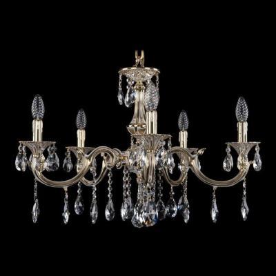 Подвесная люстра Bohemia Ivele 1702/5/250/A/GW люстра bohemia ivele crystal 1702 1702 5 5 250 175 a gw