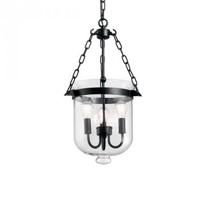 Подвесная люстра Ideal Lux Entry SP3 Small ideal lux люстра ideal lux foglia bi2 small