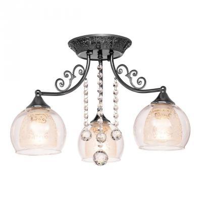 Потолочная люстра Silver Light Moonlight 133.59.3 acrylic snowflake led pendant light creative 32 light chrome color metal body pmma lampshade decoration light suspension lamp