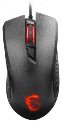 Мышь проводная MSI Clutch GM10 чёрный USB S12-0401530-AP1 lone wolf and cub omni vol 6