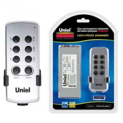 Пульт управления светом с диммером (03624) Uniel UCH-P003-G3-450W-30M