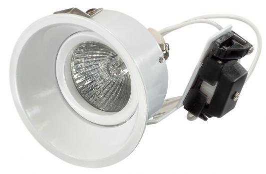 Встраиваемый светильник Lightstar Domino Round 214606 светильник lightstar domino round ls 214657