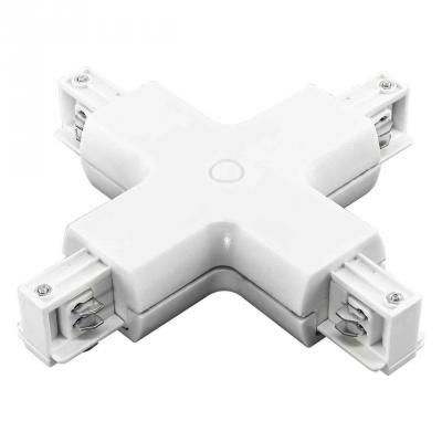 Коннектор X-образный Lightstar Barra 504146
