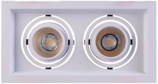 Встраиваемый светодиодный светильник MW-Light Круз 15 637016202