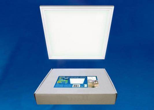 Встраиваемый светодиодный светильник (UL-00003089) Uniel ULP-3030-18W/NW EFFECTIVE WHITE потолочный светодиодный светильник 09005 uniel prom 3 2700k ulp 3030 20 ww