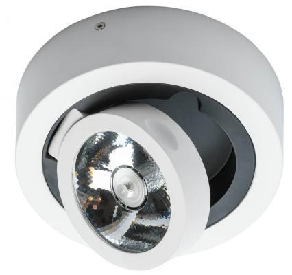 Потолочный светодиодный светильник De Markt Круз 637017401 накладной светильник demarkt круз 637017401