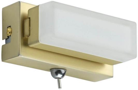 Настенный светодиодный светильник De Markt Этингер 11 704025301 настенный светодиодный светильник de markt риббон 2 718020101
